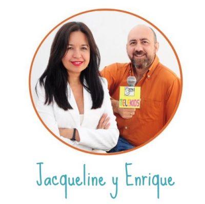 Jacqueline y Enrique de Taller Telekids